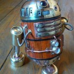 Steampunk R2-D2 is pure awesome [pic]