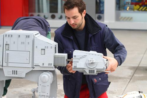 Star Wars AT-AT LEGO