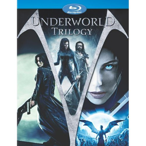 Underworld Trilogy on Blu-ray