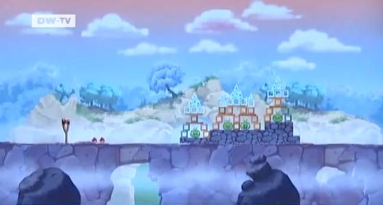 Angry Birds 2 screenshot?