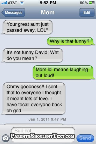 Moms Don't Understand LOL