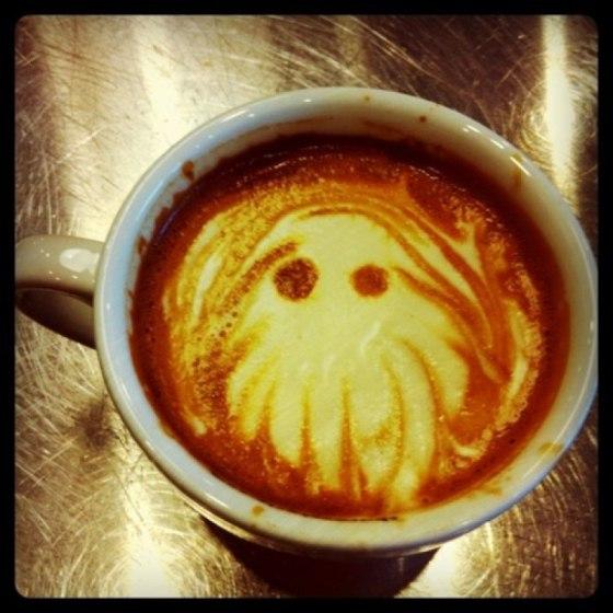 Cthulhu Cappuccino