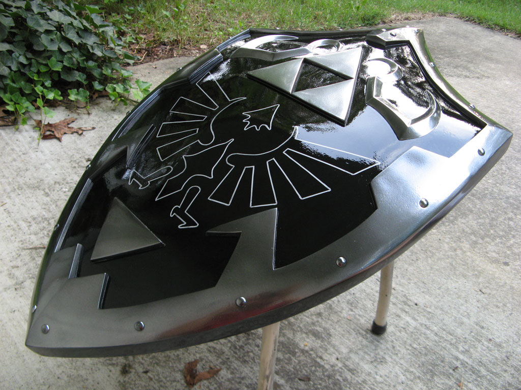 Dark Hylian Shield