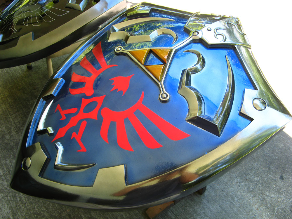 Legend of Zelda Twilight Princess Shield