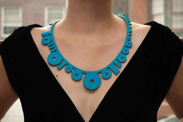 Binary necklace