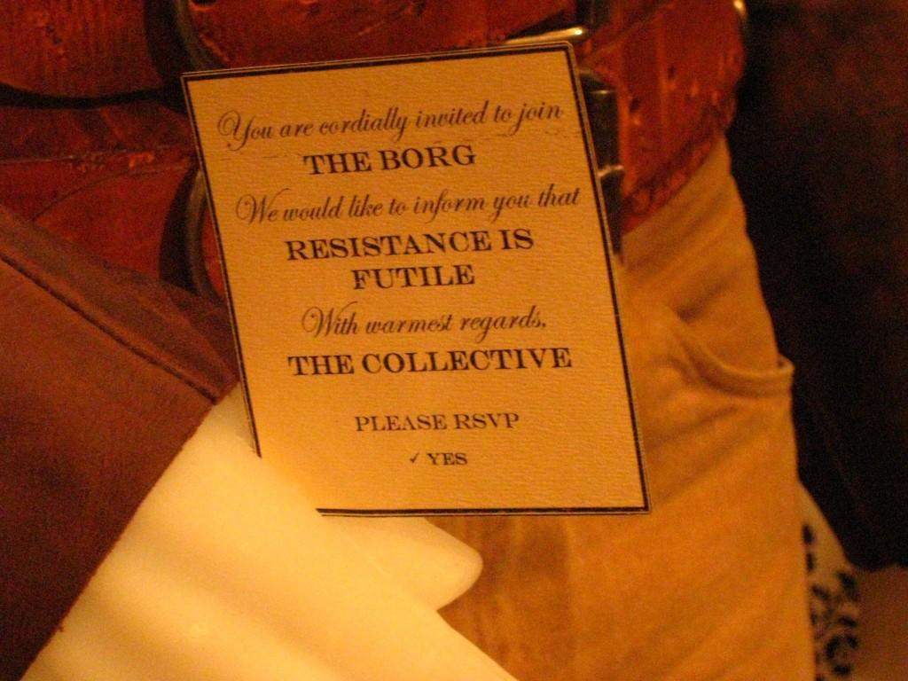 Borg Collective Invite