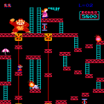 Classic Donkey Kong Re-imagined