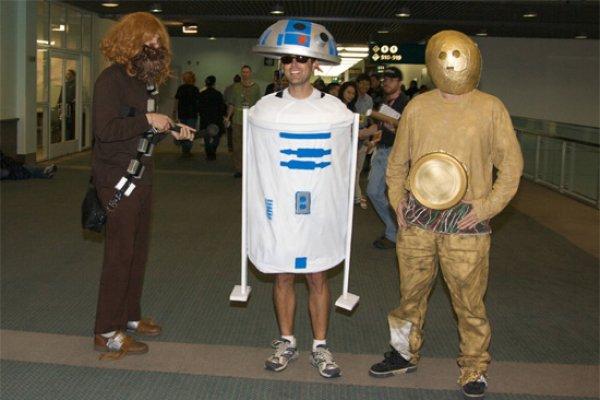 Horrible Star Wars Cosplay