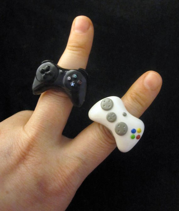 PS3 and Xbox 360 Controller Rings