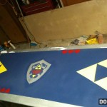 Zelda beer pong table [pic]