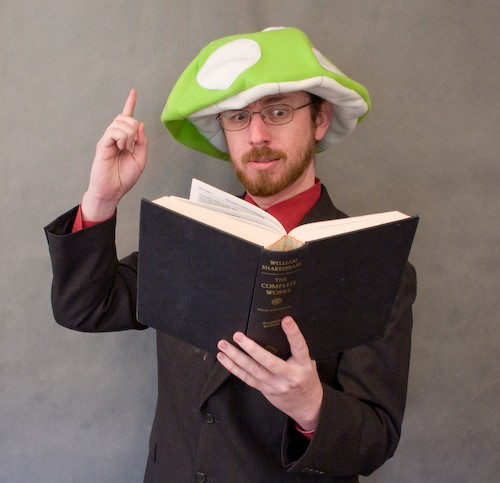 1Up Mushroom Hat
