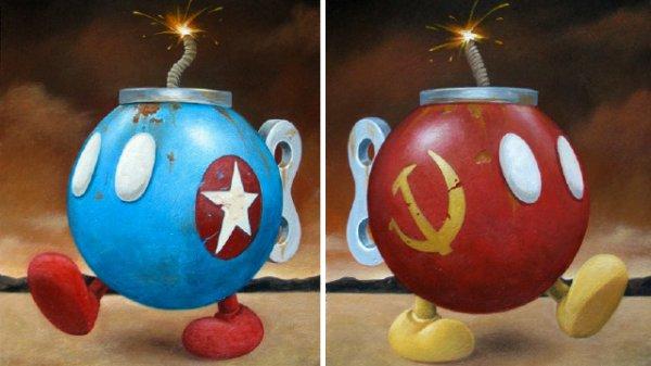 Bob-omb Cold War Design