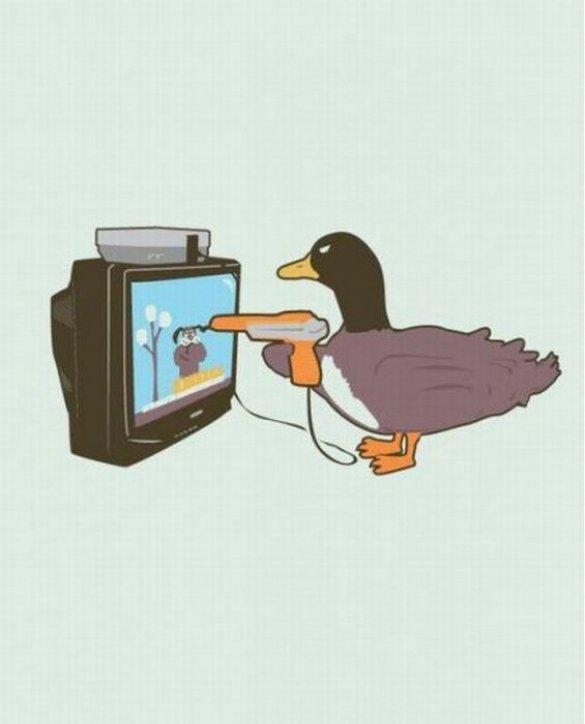 Duck's Revenge