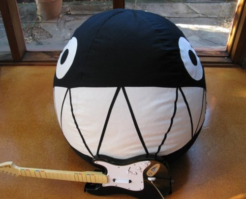 Mega Chain Chomp Bean Bag