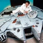 Star Wars Millennium Falcon bed [pic]