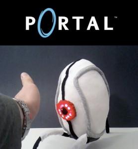 Plush Portal Turret