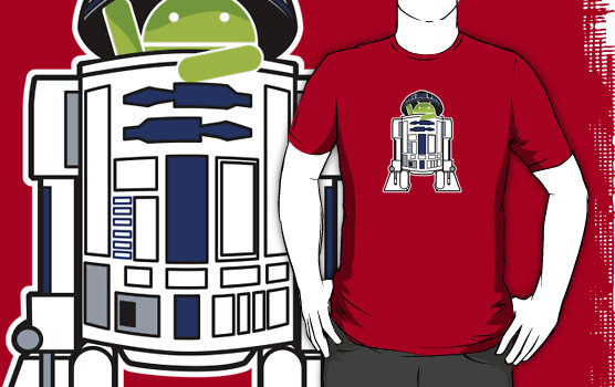 R2-D2 is powered by Android