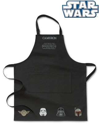 Star Wars cooking apron