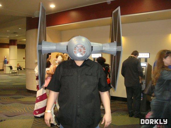 TIE Fighter Helmet