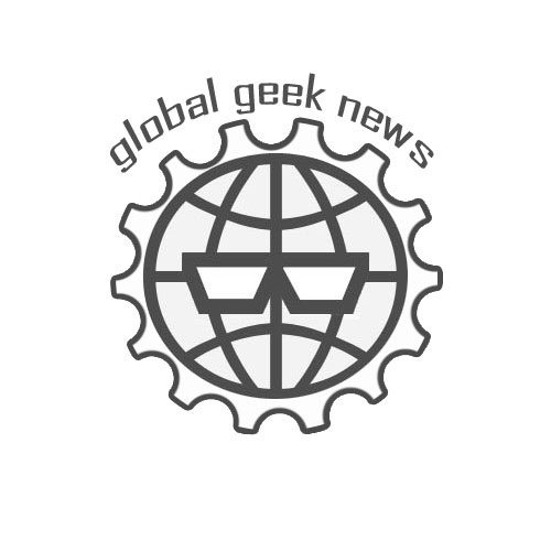 Global Geek News Logo Candidate 2
