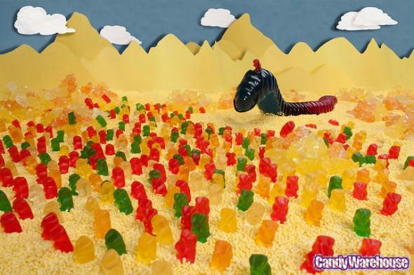 Gummy Dune