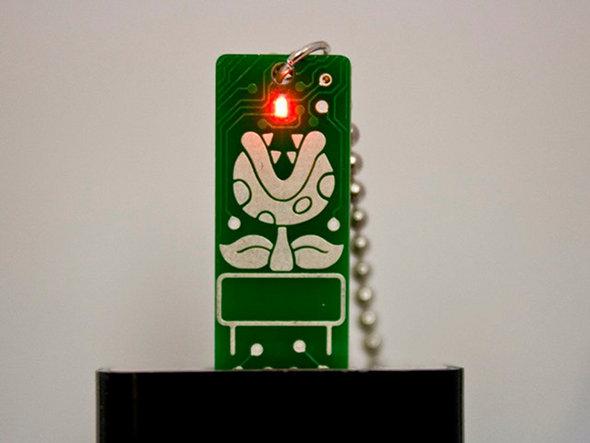 Piranha Plant USB Jewelry