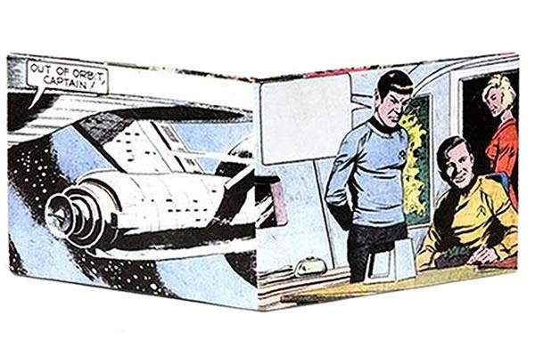 Star Trek DIY Bubble Talk Mighty Wallet