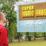 Super Mario Bros in real life