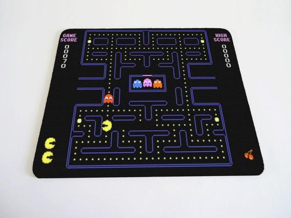 Pac-man Mousepad