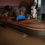 Star Wars Landspeeder Bed [pic]