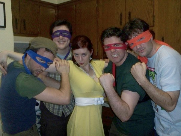 TMNT Viewing Party