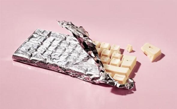 White Chocolate Keyboard