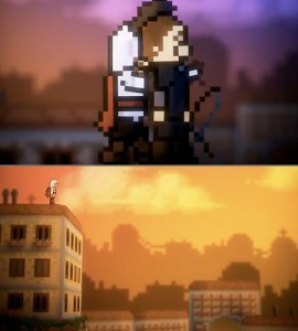 8-bit Assassins Creed