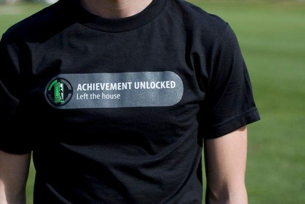 Achievement Unlocked - Left The House T-Shirt