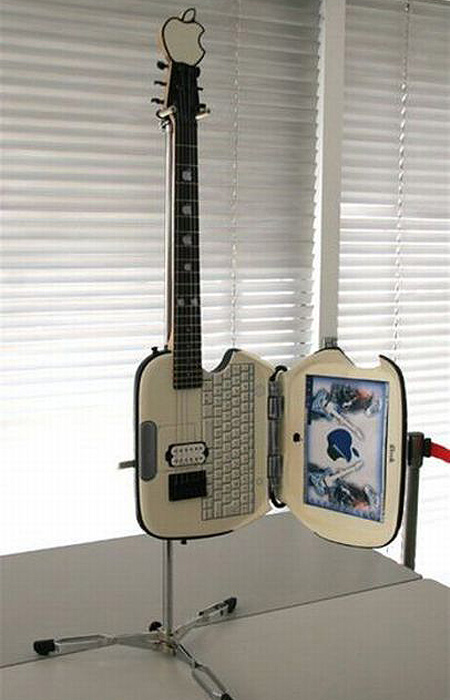 Custom Apple iGuitar