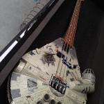 Epic Star Wars Millennium Falcon Guitar [pic]  UPDATED