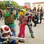 Mushroom Kingdom Firepower Cosplay [pic]