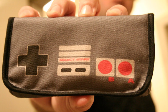 NES Controller Case for the Nintendo 3DS