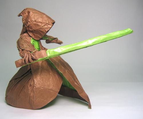 Star Wars Jedi Origami