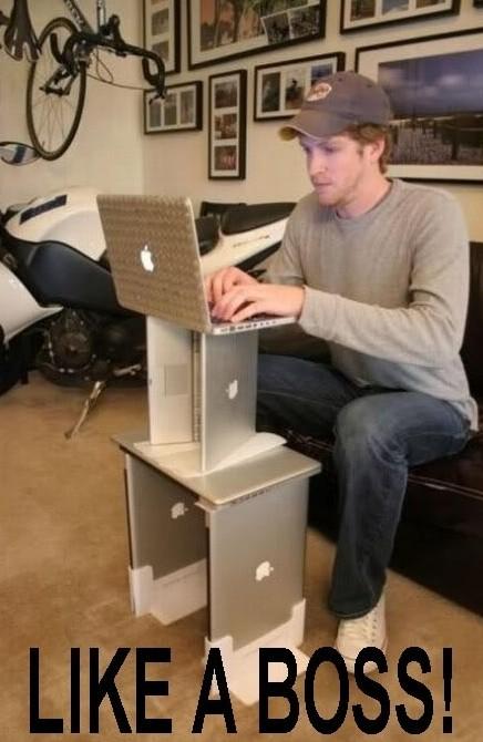 Apple MacBook Pro Computer Stand