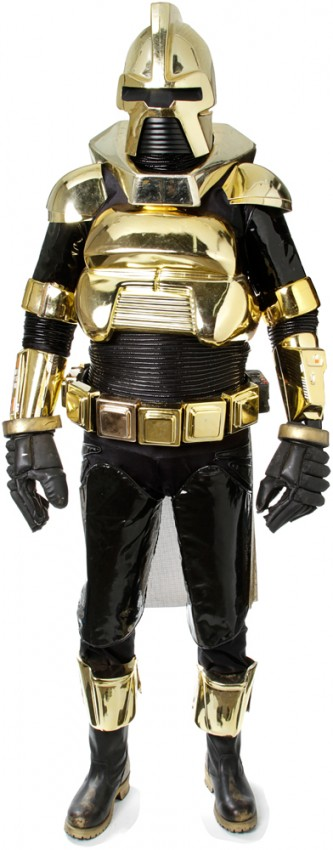 Battlestar Galactica Golden Cylon