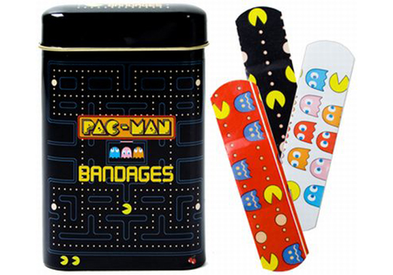Pac-Man Bandages