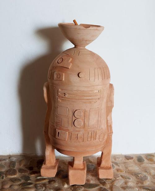 Star Wars R2-D2 Ash Tray
