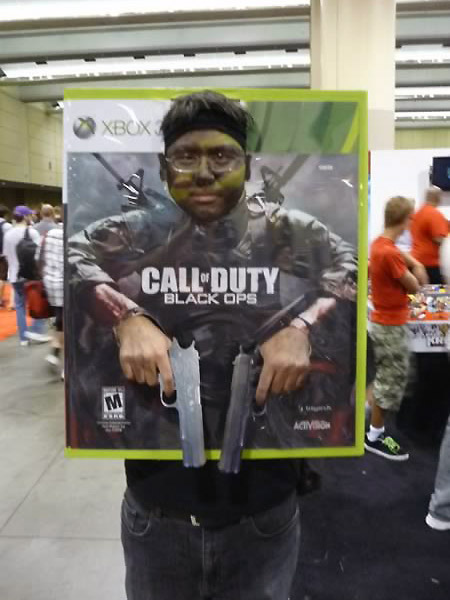 Call of Duty Black Ops Cosplay