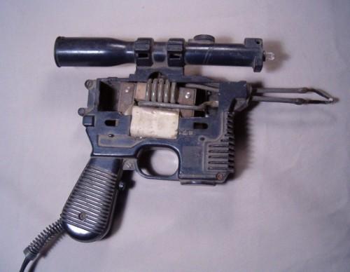 Han Solo Soldering Gun