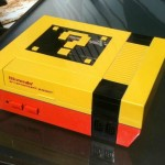 NES Console Mod Super Mario Bros Style