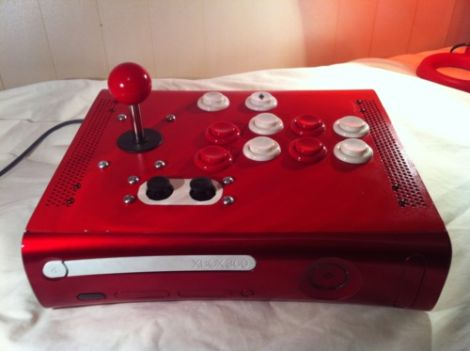 Xbox 360 Arcade Controller
