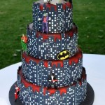 Batman Wedding Cake [pic]