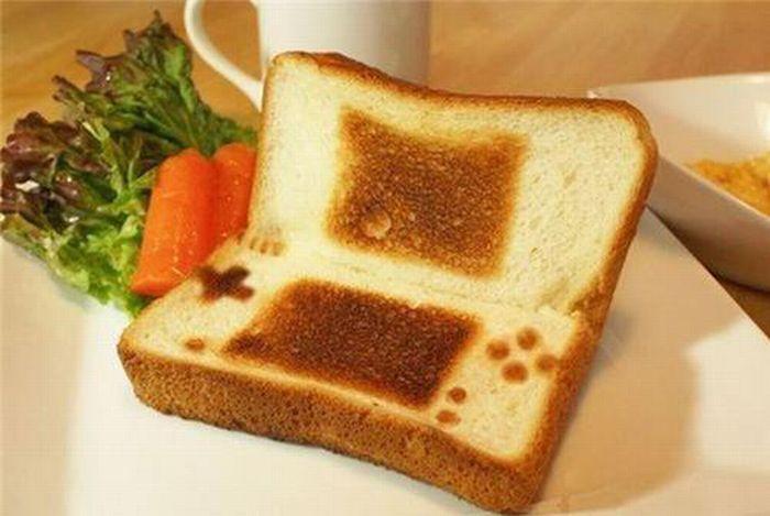 Nintendo DS Lite Toast