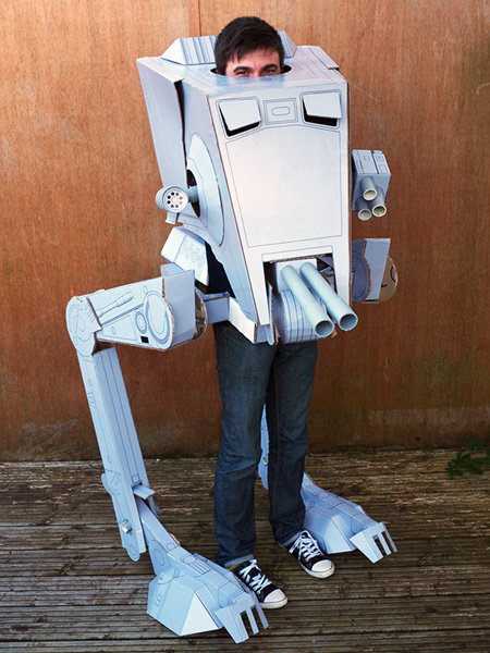Star Wars AT-ST Walker Cosplay